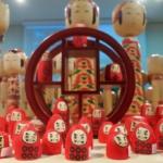 16.11.11 カメラリポート ~巣鴨とげぬき地蔵尊・遠刈田系伝統こけし製作実演~